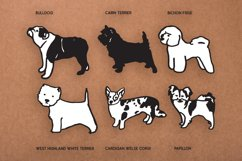 Dog Shapes SVG - Dog Doodles for Cricut Product Image 2