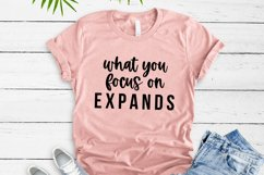 Law Of Attraction Quote SVG Bundle Volume 1 | Manifestation Product Image 2