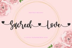 Sacred Love Font Product Image 1