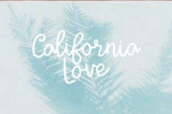 CALIFORNIA LOVE a Playful Script Font Product Image 6