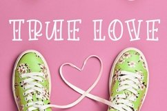 Love Fever - A Heart-tastic Font Trio - with 6 Styles! Product Image 6