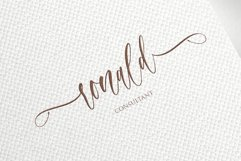 yoursong - script font Product Image 6