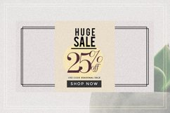 GRUNGE Facebook sale and quote pack Product Image 5
