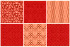 Set of seamless ornaments Product Image 3