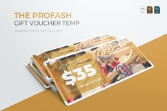Profash | Gift Voucher Product Image 1