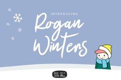 Rogan Winters Font Product Image 1