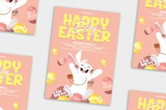 Happy Easter Day Vol.2 - Flyer, Poster & Instagram AS Product Image 4