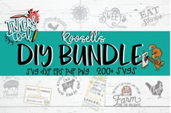 Roosell's DIY SVG Bundle Product Image 1