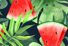 Watermelon tropical patterns Product Image 2