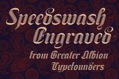 Speedswash Engraved Product Image 1