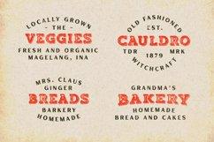 Marline - Vintage Texture Font Product Image 4