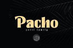 Pacho - Serif Family Product Image 1