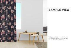 Living Room Curtain Mockup Set Product Image 3