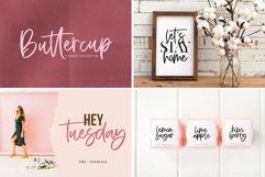 Farmhouse Font Bundle - Handwritten Fonts for Crafters! Product Image 8