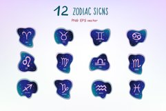 Zodiac signs Product Image 1