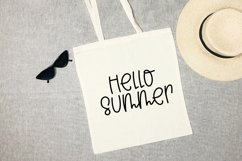 Coming Home - A Quirky Handlettered Font Product Image 4