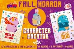 Character creator - Fall holidays Product Image 1