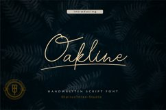 Oakline Product Image 1