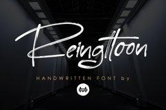 Reingttoon Handwritten Brush Product Image 1