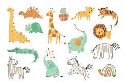 Safari - Baby illustration Product Image 3
