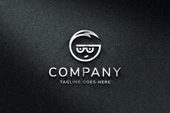 Geek G Letter Logo Template Product Image 3