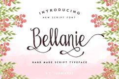 Bellanie Script Product Image 1