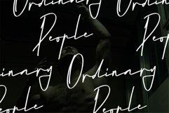 Kethie - A Stylish Signature Font Product Image 3