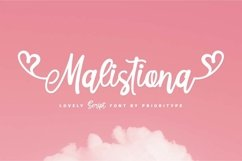 Malistiona Product Image 1