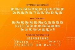 Burlington - Playful Sans Serif Font Product Image 5