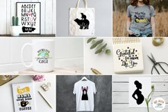 Mothers Day SVG bundle,mom svg,mum svg,mom quotes,mom bear Product Image 4