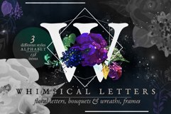 Whimsical Letters Product Image 1