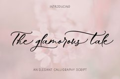 The Glamorous Tale Product Image 1