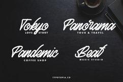 Athena Script Font Product Image 3
