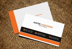 Smart Corporate Business Card Product Image 2