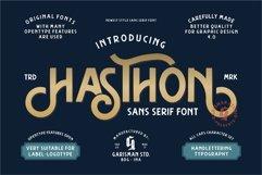 Hasthon - Vintage Fonts Product Image 1
