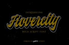 Hovercity script font Product Image 1