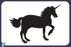 Unicorn Silhouette- Graphics Product Image 1