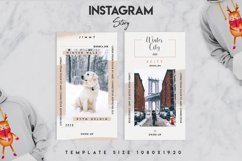 Winter instagram srory set Product Image 3