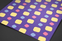 Colorful Doodle Seamless Pattern Pack Product Image 2