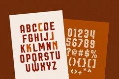 Squiborn - Logo Font Product Image 6