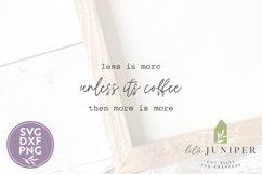 Funny Coffee SVG, Kitchen SVG, Farmhouse SVG Product Image 2