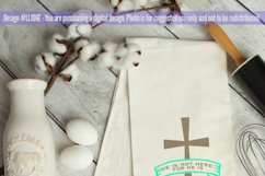 He Is Risen As He Said Matthew 28 SVG DXF FCM LL106E Product Image 2