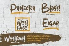 WESTPART - Brush Fonts Product Image 3