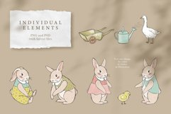Easter Bunnies - Cute Collection Product Image 4
