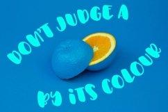 Web Font Frosty Sweet Product Image 3