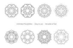 Vector Mandala Creator PRO for Illustrator Product Image 4