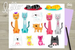 Cats Clipart Product Image 5