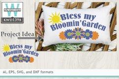 BUNDLED Gardening Cutting Files KWDB022 Product Image 3