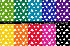 Seamless Star Patterns Product Image 1