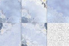 Journaling Scrapbooking Cardmaking Kit Blue Product Image 2